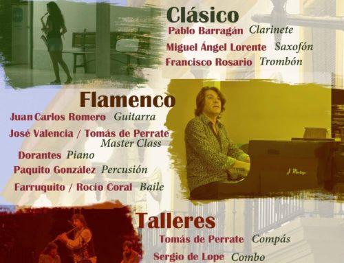CLASES DE GUITARRA FLAMENCA EN UTRERA SUENA